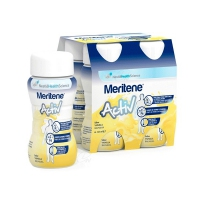 MERITENE ACTIV (125 ML 4 BOTELLAS VAINILLA)