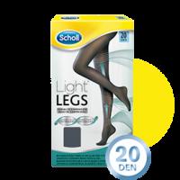 SCHOLL MEDIAS LIGHT LEGS 20D NEGRO TALLA L