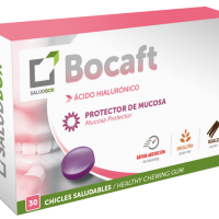 SALUDBOX BOCAFT 30 CHICLES