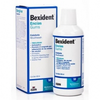 BEXIDENT ENCIAS COLUTORIO TRICLOSAN (500 ML)