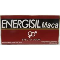 ENERGISIL MACA EFECTO VIGOR 30 CPS