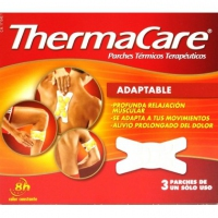 THERMACARE ADAPTABLE PARCHES TERMICOS