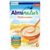 ALMINATUR MULTICEREALES 230G.