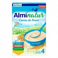 ALMINATUR CREMA DE ARROZ 250G.
