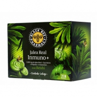 JALEA BLACK BEE INMUNO+ REISHI 20 AMPOLLAS
