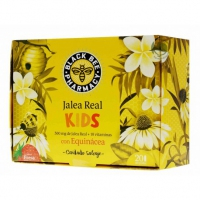 JALEA BLACK BEE KIDS 20 AMPOLLAS